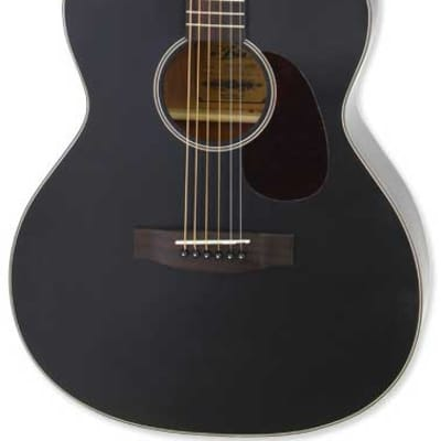 Aria Vintage 101-Orchestra Model Matte Black for sale