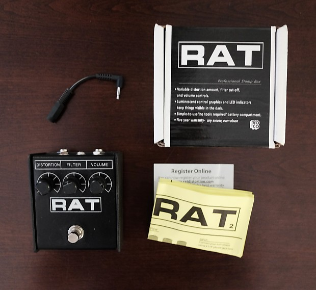 ProCo RAT Distortion Pedal *Free Shipping*