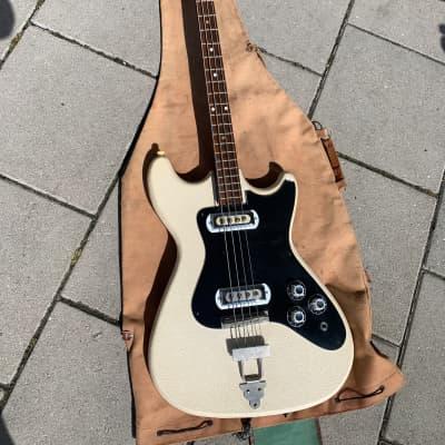 Klira Bass 60's White for sale