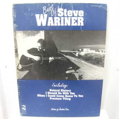 Steve Wariner Best of Piano Vocal Guitar Sheet Music Song Book Songbook