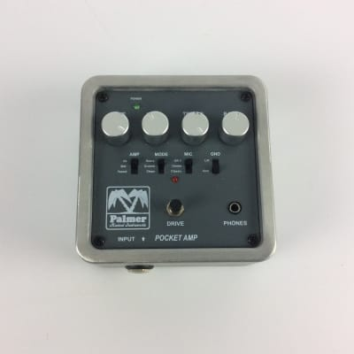 Used Palmer POCKET AMP Multi FX