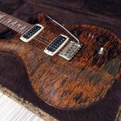 PRS Paul's Guitar Artist Quilt Orange Tiger for sale