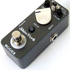 Mooer Shimverb reverb pedal