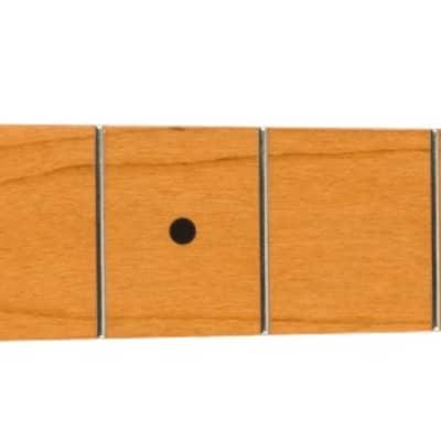 "Fender Roasted Maple Vintera® '50's Precision Bass® Neck, 20 Vintage Frets, 7.25"", ""C"" Shape"