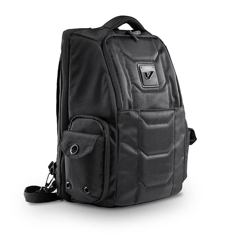 Gruv Gear Club Bag DJ Gear Laptop Comfortable Backpack Stealth Elite Black image