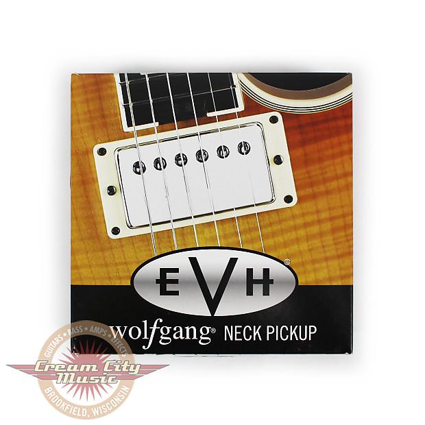 Evh Wolfgang Neck Humbucker Pickup In Chrome