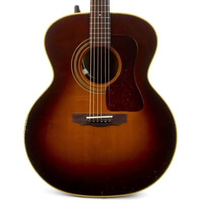 Used Guild JF-30 Jumbo Antique Sunburst 1996 for sale
