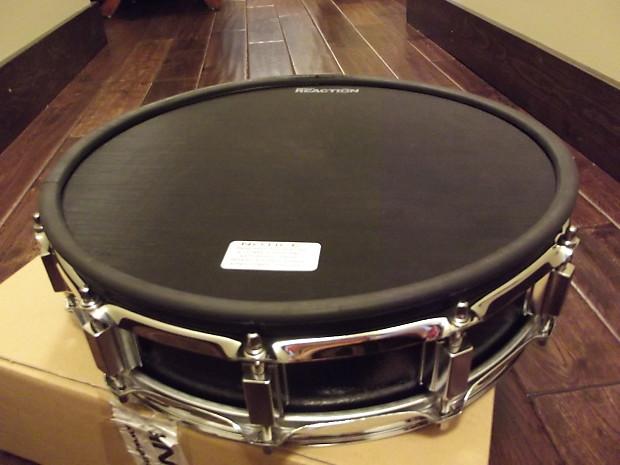 pintech phoenix phx14 electronic snare drum2014 black free reverb. Black Bedroom Furniture Sets. Home Design Ideas