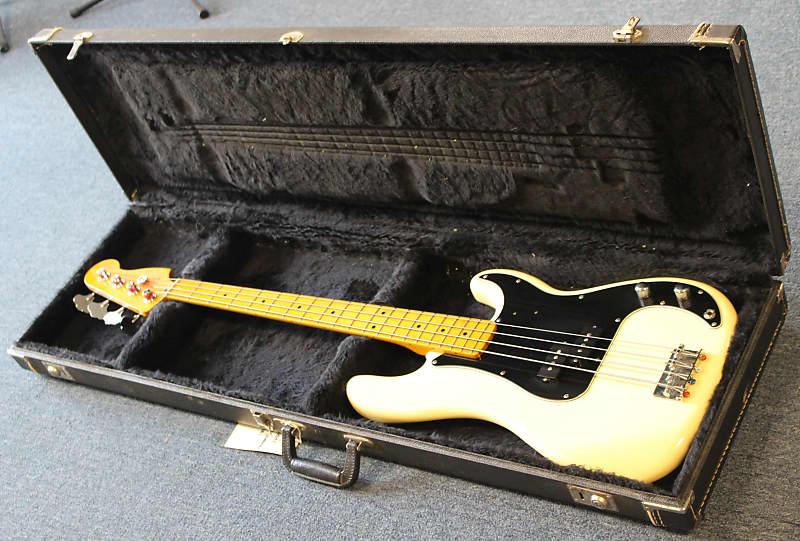 Fender Squier Matt Freeman Precision Bass Vintage