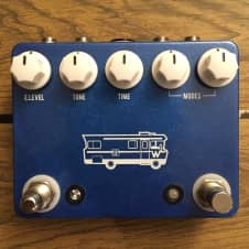 Boss RV-5 JHS Dual mode MOD RE-House/re-case