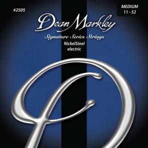 Light Dean Markley 2502C NickelSteel 7-String Electric Guitar Strings 9-54