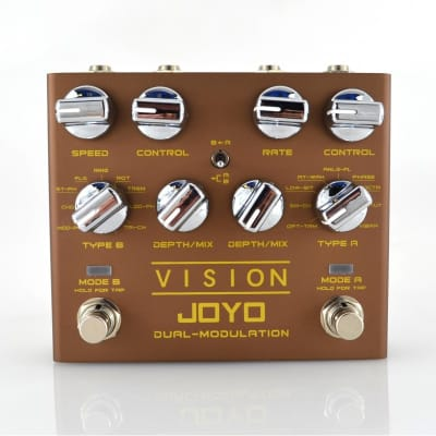 Joyo R-09 Vision Dual Mod Brand New! for sale