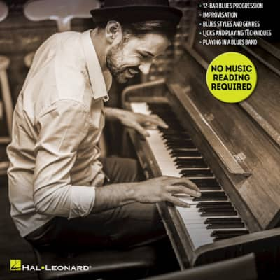 Hal Leonard How to Play Blues Piano by Ear