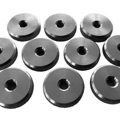 Ahead Aluminum Tension Rod Locks 10-pack