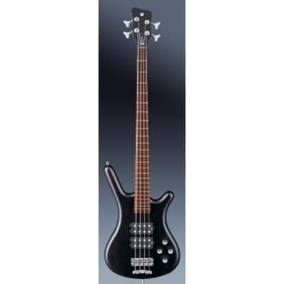 Warwick RockBass Corvette $$ 4-String Bass - Nirvana Black 1584380300CAASHAWW for sale
