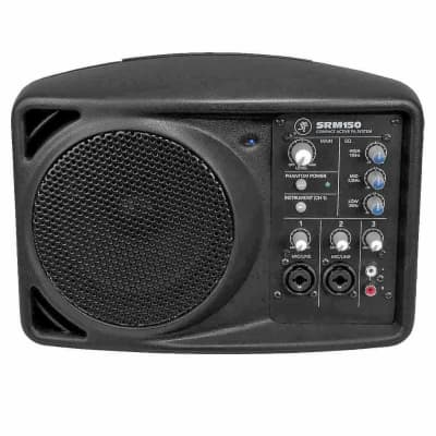 Mackie SRM150 Compact Powered PA And Personal Monitor