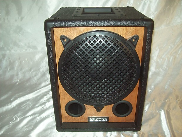 earcandy ethan 1x10 bass guitar amp speaker cab 500 watts reverb. Black Bedroom Furniture Sets. Home Design Ideas