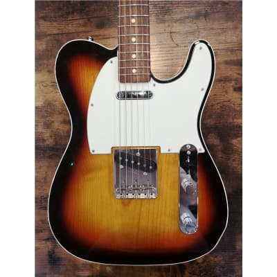 Fender Japan '62 Reissue Telecaster Custom, Sunburst, Second-Hand for sale
