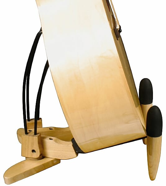 Stageline Gs550a Wooden Guitar Stand Guitar Audio