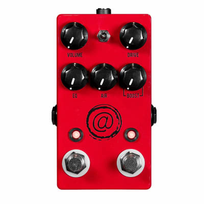 JHS AT  (Andy Timmons) Drive V2 Pedal - Red