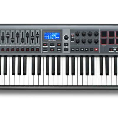 Novation Impulse 49 - USB MIDI Keyboard