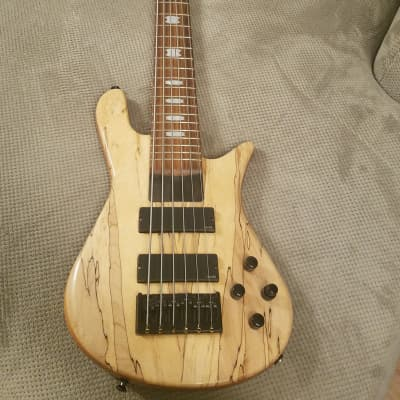 USA Spector  NS-JH6  2005 Spalted Maple for sale