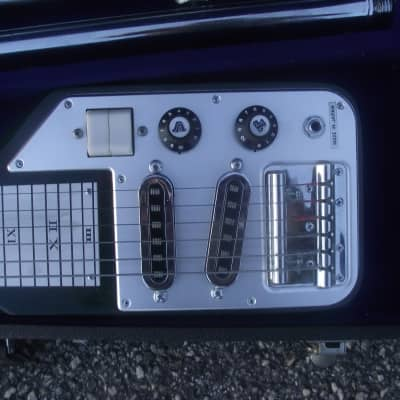 Goya Lap Steel 1960's ??? with legs for sale