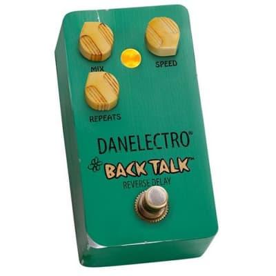Danelectro Back Talk Reverse Delay  in stock for sale