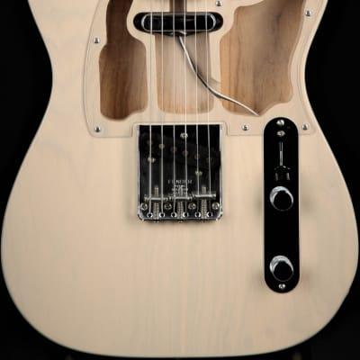 Fender Custom Shop LTD 1967 Closet Classic Smuggler's Telecaster - Dirty White Blonde