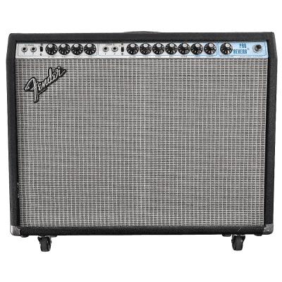 """Fender Pro Reverb 2-Channel 40-Watt 2x12"""" Guitar Combo 1977 - 1980"""
