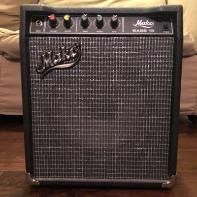 Mako Bass 15 Black for sale