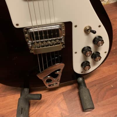 Rickenbacker 480 Burgundy 1973 for sale