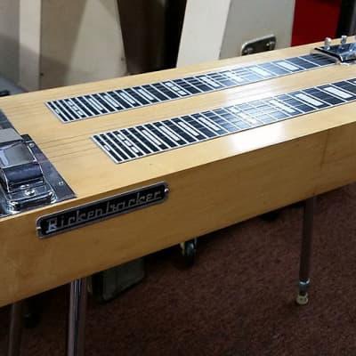 Rickenbacker 206 6-String Double-Neck Console Steel Guitar