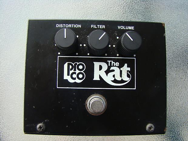 Proco rat serial number
