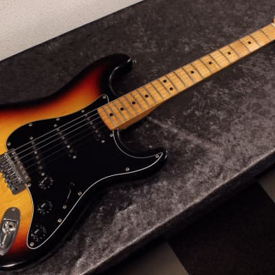 1979 Tokai Silver Star - with a Flame Neck & AGED Sunburst - Lawsuit Era - for sale