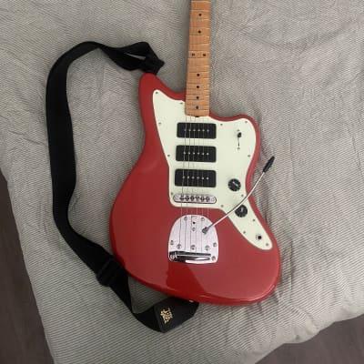 Fender Noventa Jazzmaster 2021 Fiesta Red