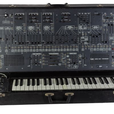 Ca. 1974 ARP 2600 with 3620 Keyboard