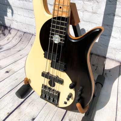 Fodera Victor Wooten Yin-Yang Deluxe 2013 for sale