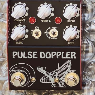 Thorpy FX Pulse Doppler Analog Phaser Guitar Effect Pedal