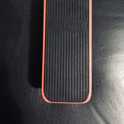 Hotone Soul Press Micro Volume / Expression / Wah Pedal Orange for sale
