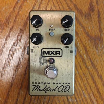 MXR M77 Custom Badass Modified O.D. - Overdrive Pedal