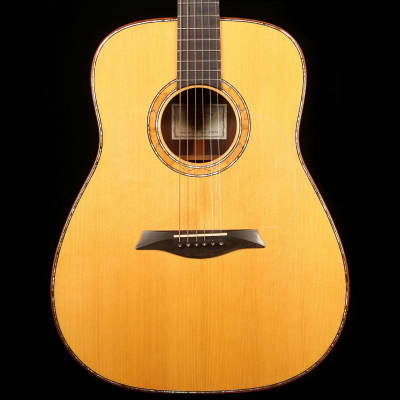 De Jonge DDN03 Dreadnought Acoustic Natural 2004 for sale