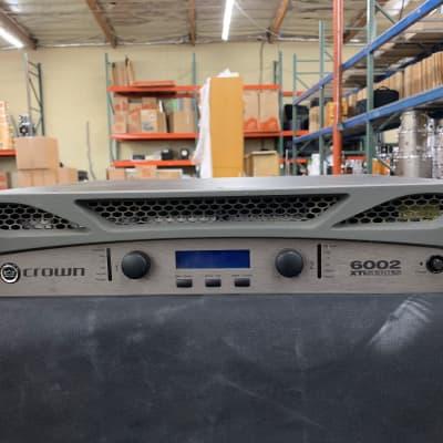Crown XTI 6002 2-Channel 1200w Power Amp