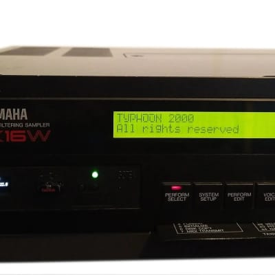 Floppy Drive Emulator USB for Yamaha TX16W Incl. 1000+ disk files and 400 blank disks