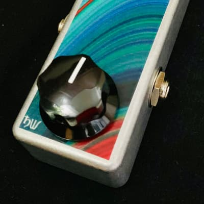 Saturnworks Active Volume Pedal & Buffer for Guitar or Bass - Handcrafted in California, USA