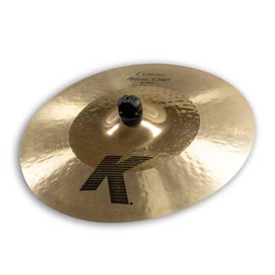 "Zildjian 15"" K Custom Hybrid Crash Cymbal"