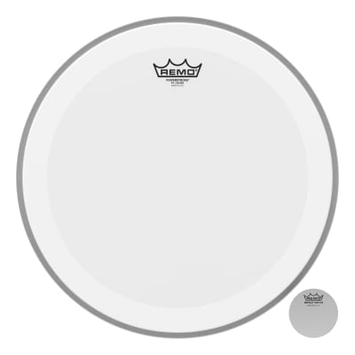 Remo 16 Inch Powerstroke 4 Coated Bass Drum Head