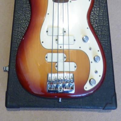 Fender Elite Precision Bass II with Rosewood Fretboard 1983 Sienna Sunburst for sale
