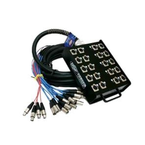 Elite Core Audio PS16425 Elite Core 16x4-Channel XLR Snake - 25'