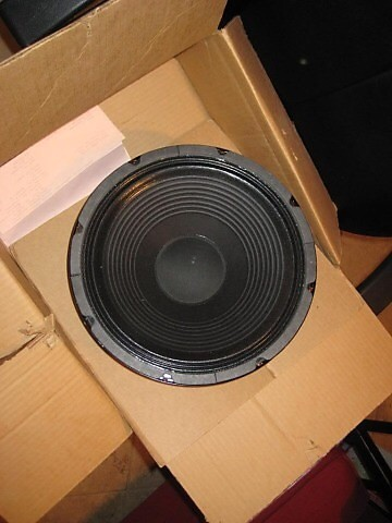 Michaels Auto Sales >> Carvin NOS - British Series 12 Inch Guitar Speaker Made in | Reverb
